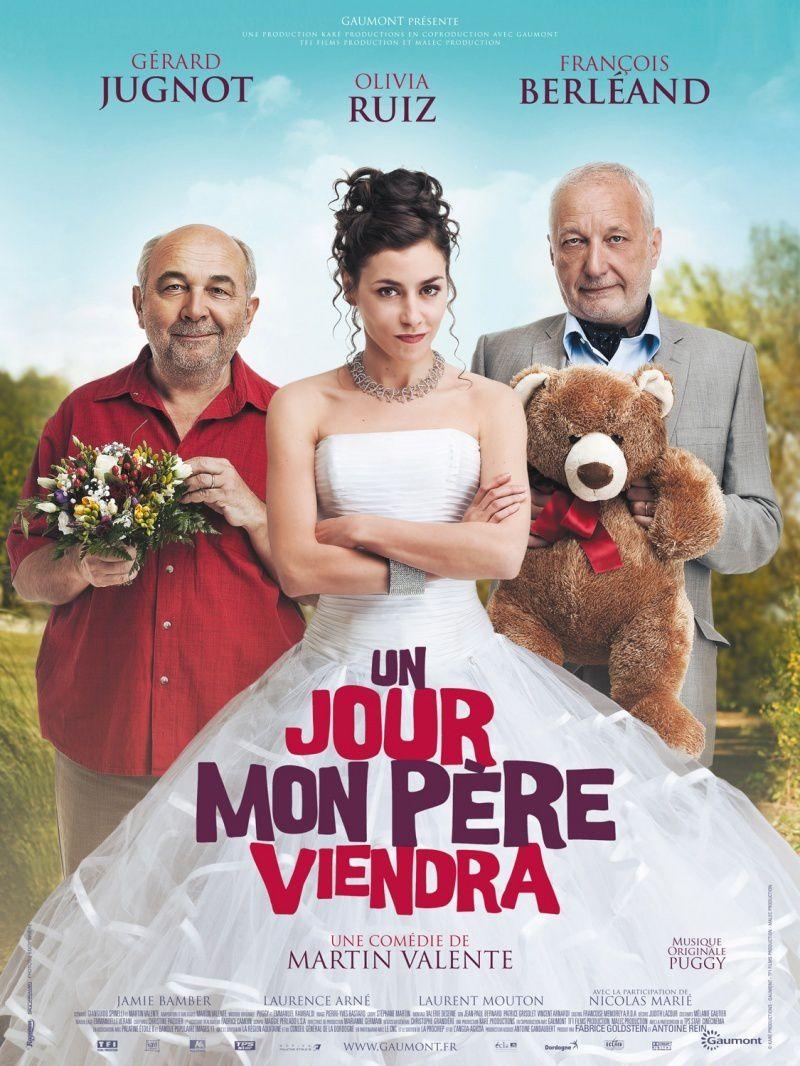Un jour mon père viendra - Film (2012)