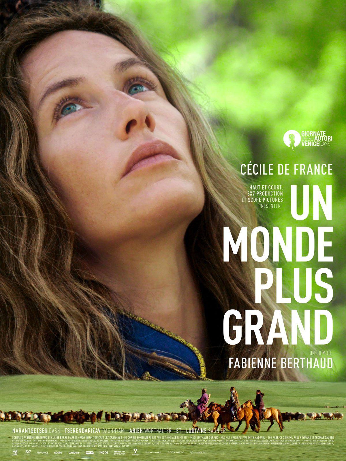Un monde plus grand - Film (2019)