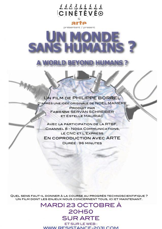 Un monde sans humains ? - Documentaire (2012)