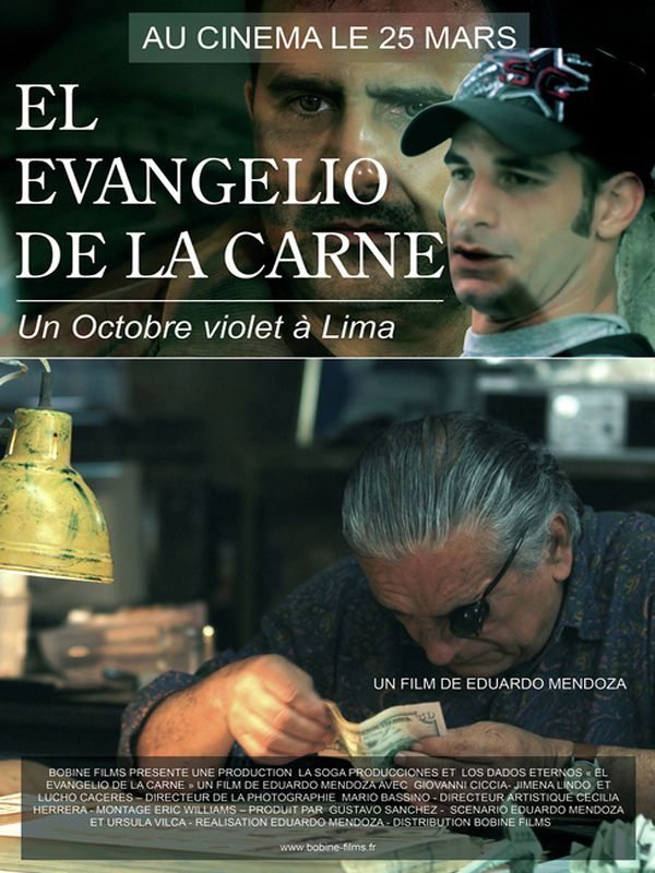 Un octobre violet à Lima - Film (2015)