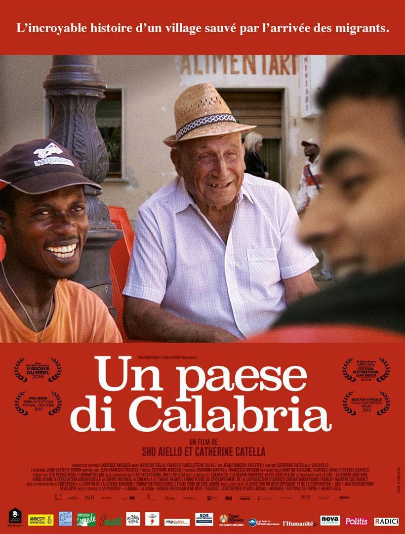 Un pays de Calabre - Documentaire (2016)