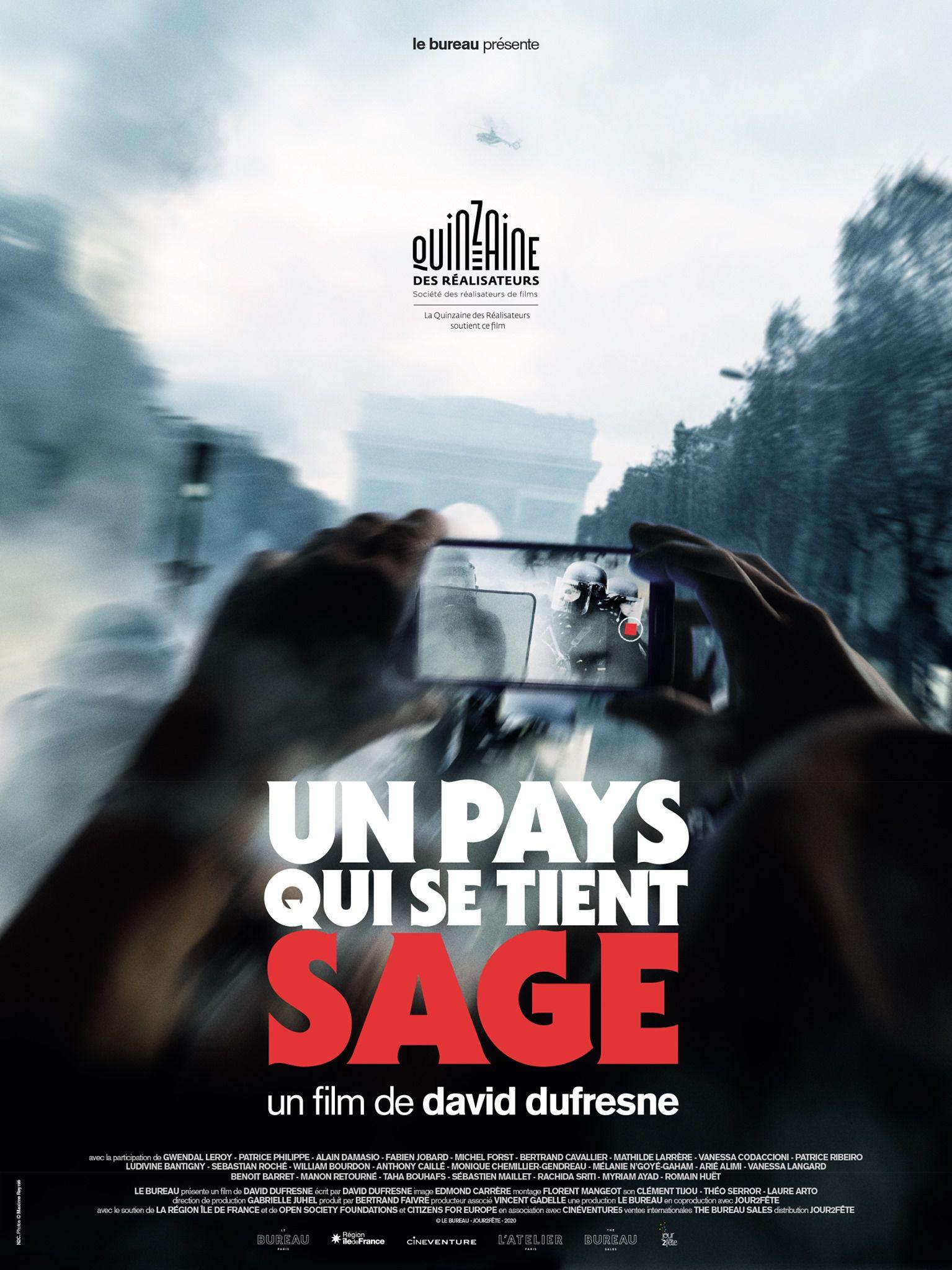 Un pays qui se tient sage - Documentaire (2020)