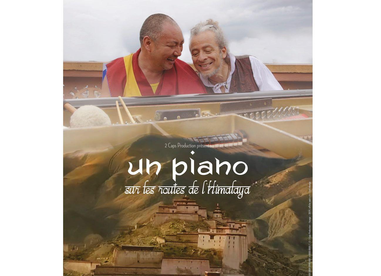 Un piano sur les routes de l'Himalaya - Film (2019)