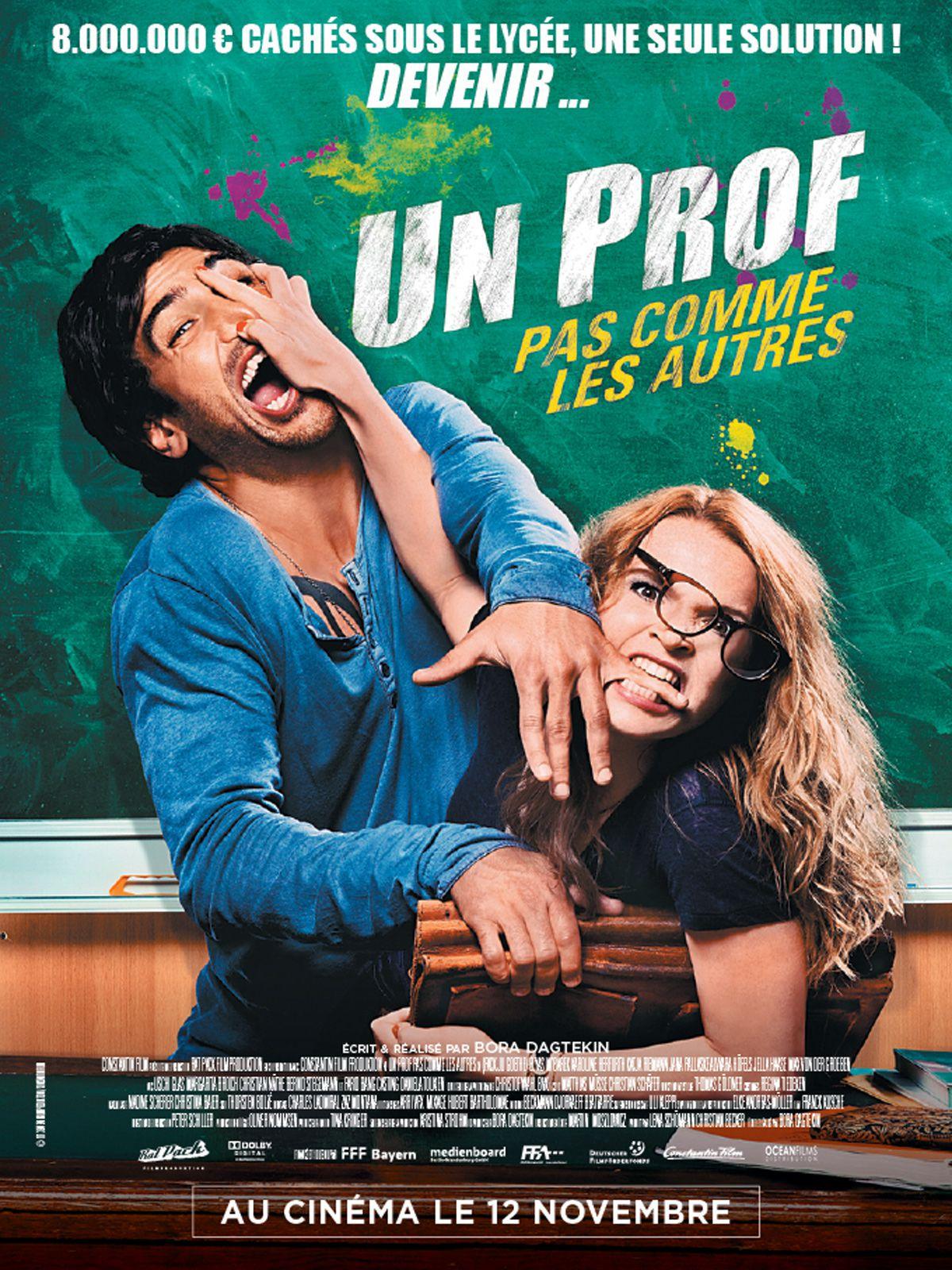 Un prof pas comme les autres - Film (2014)