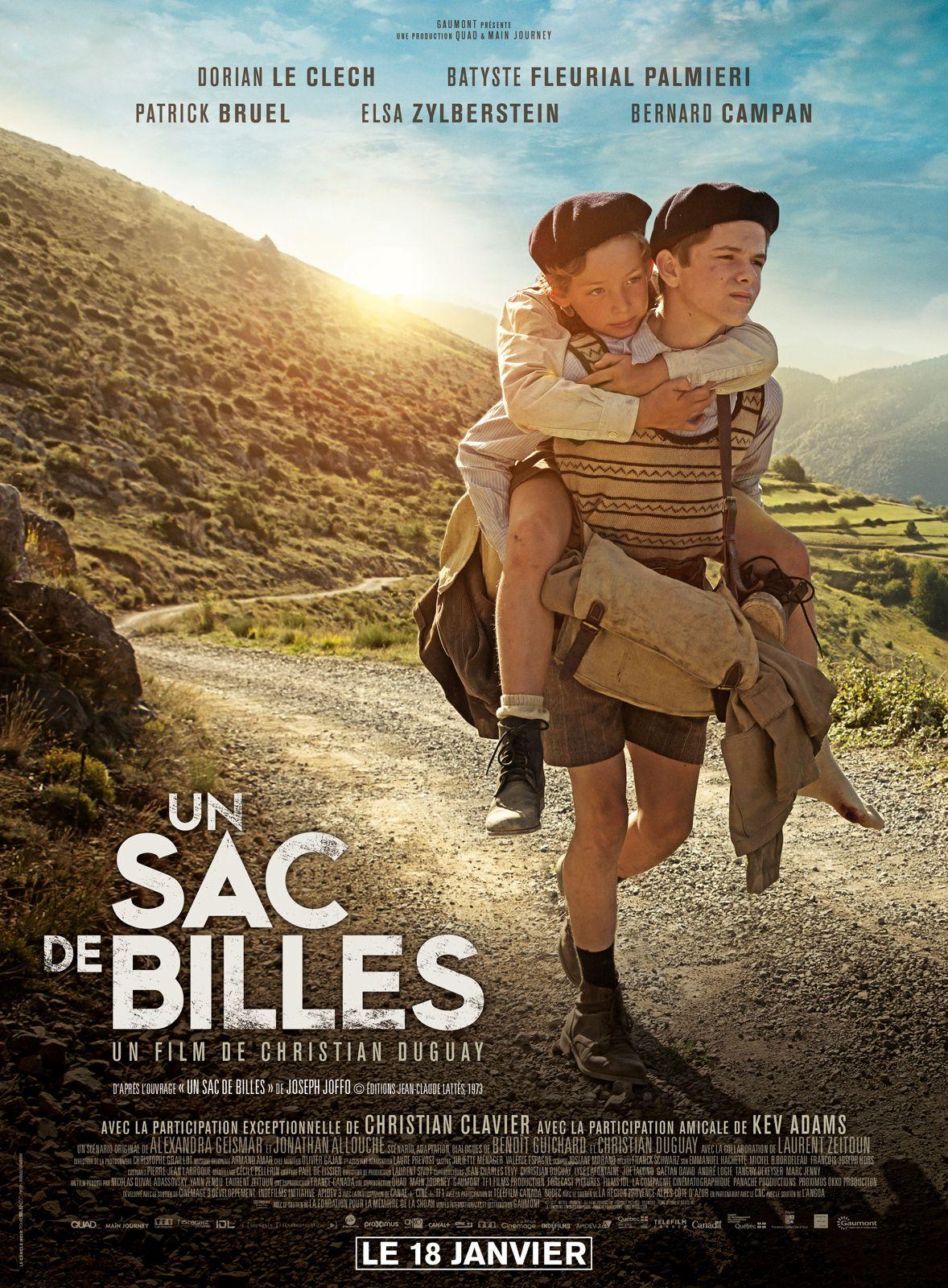 Un sac de billes - Film (2017)