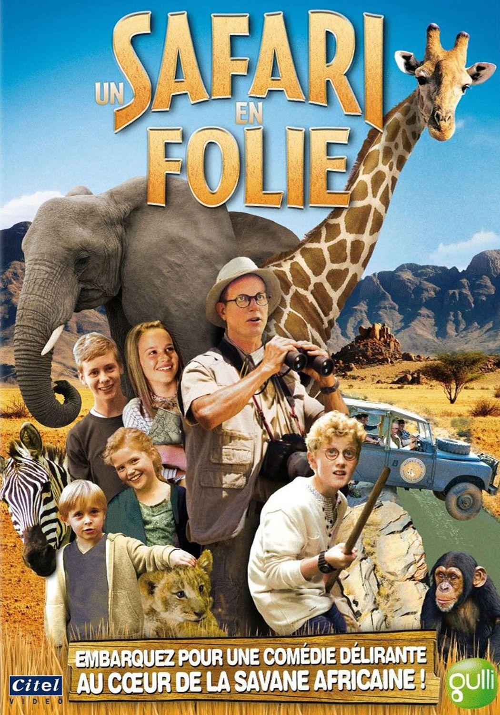 Un safari en folie ! - Film (2013)