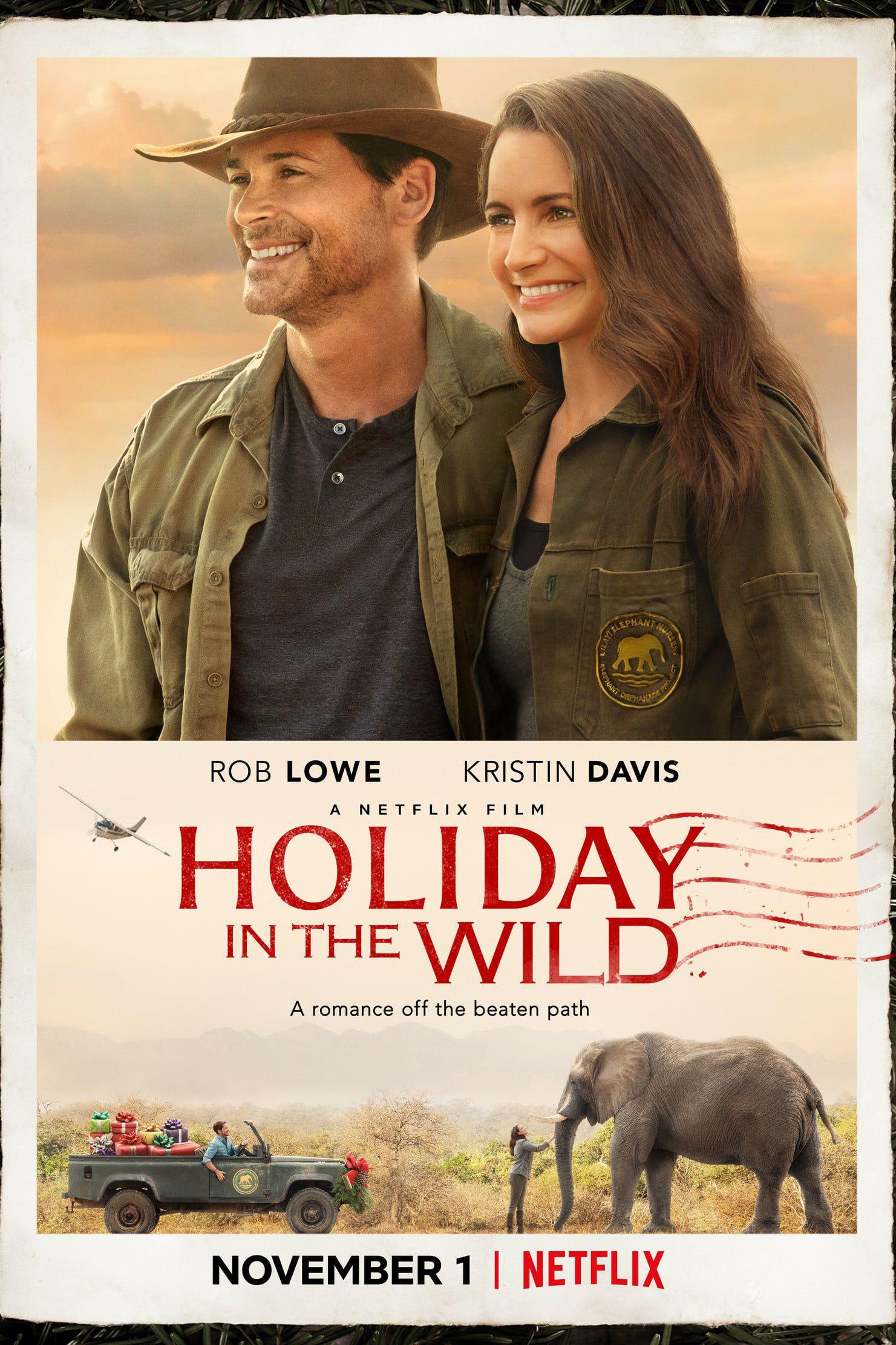 Un safari pour Noël - Film (2019)