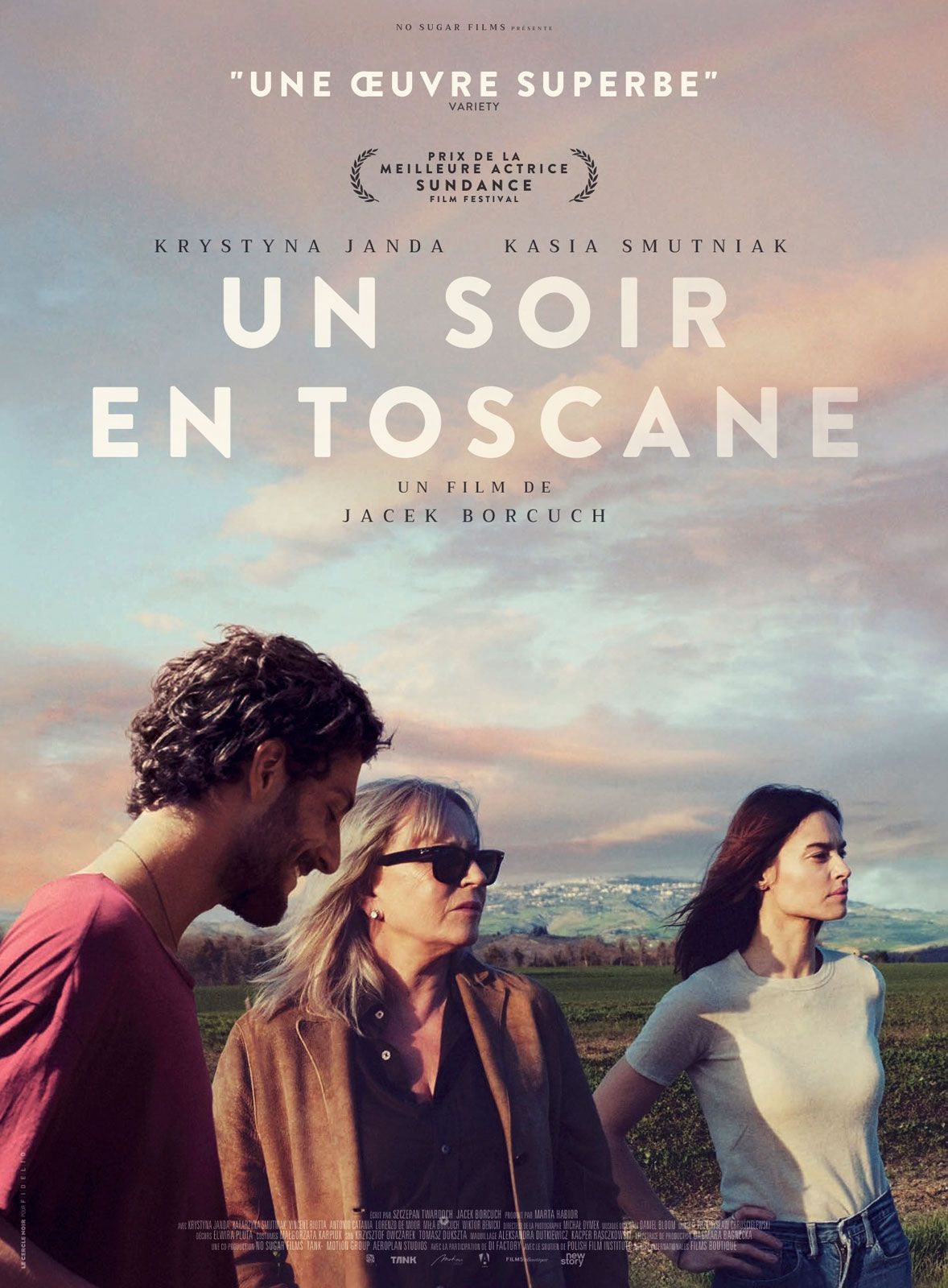 Un soir en Toscane - Film (2020)