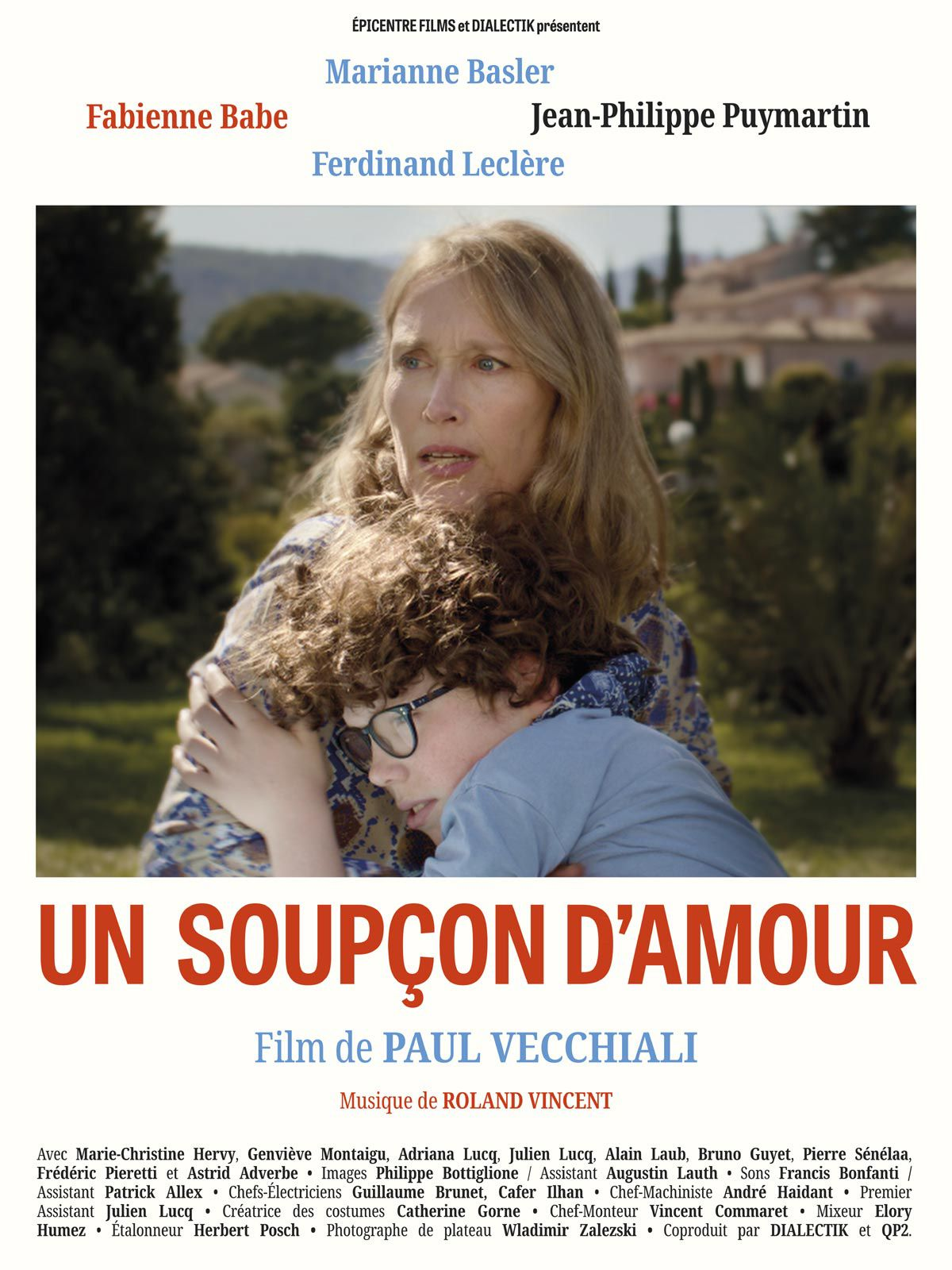 Un soupçon d'amour - Film (2020)