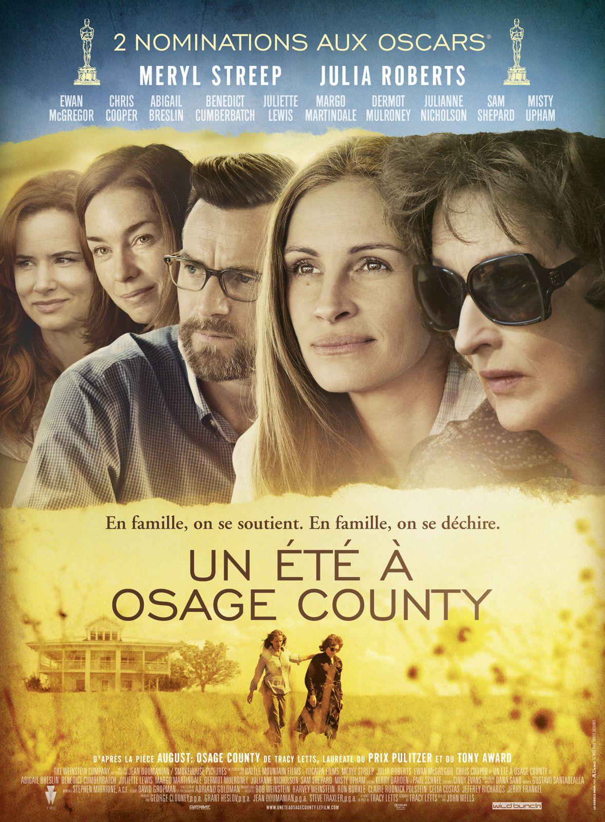 Un été à Osage County - Film (2013)