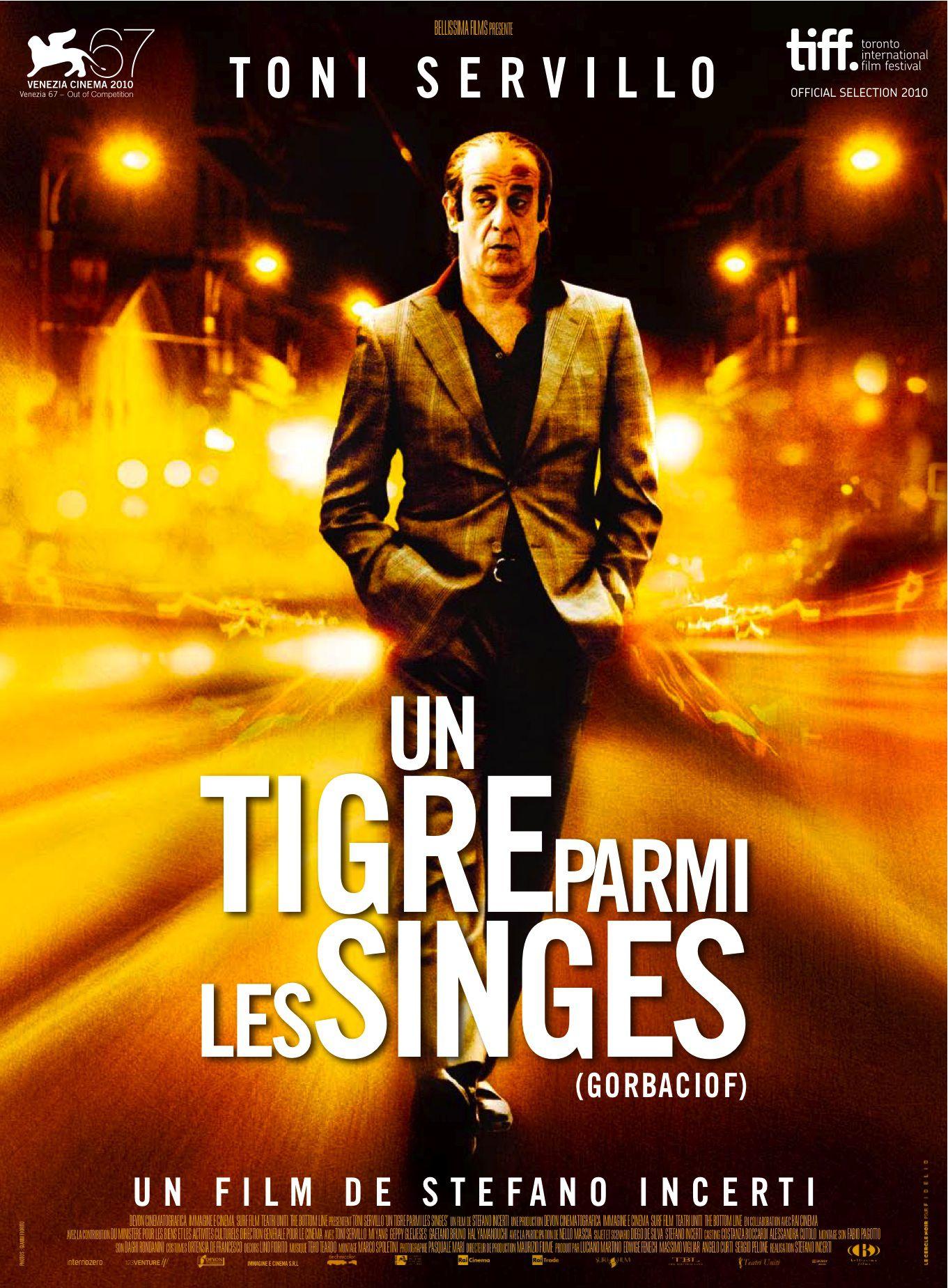Un tigre parmi les singes - Film (2011)
