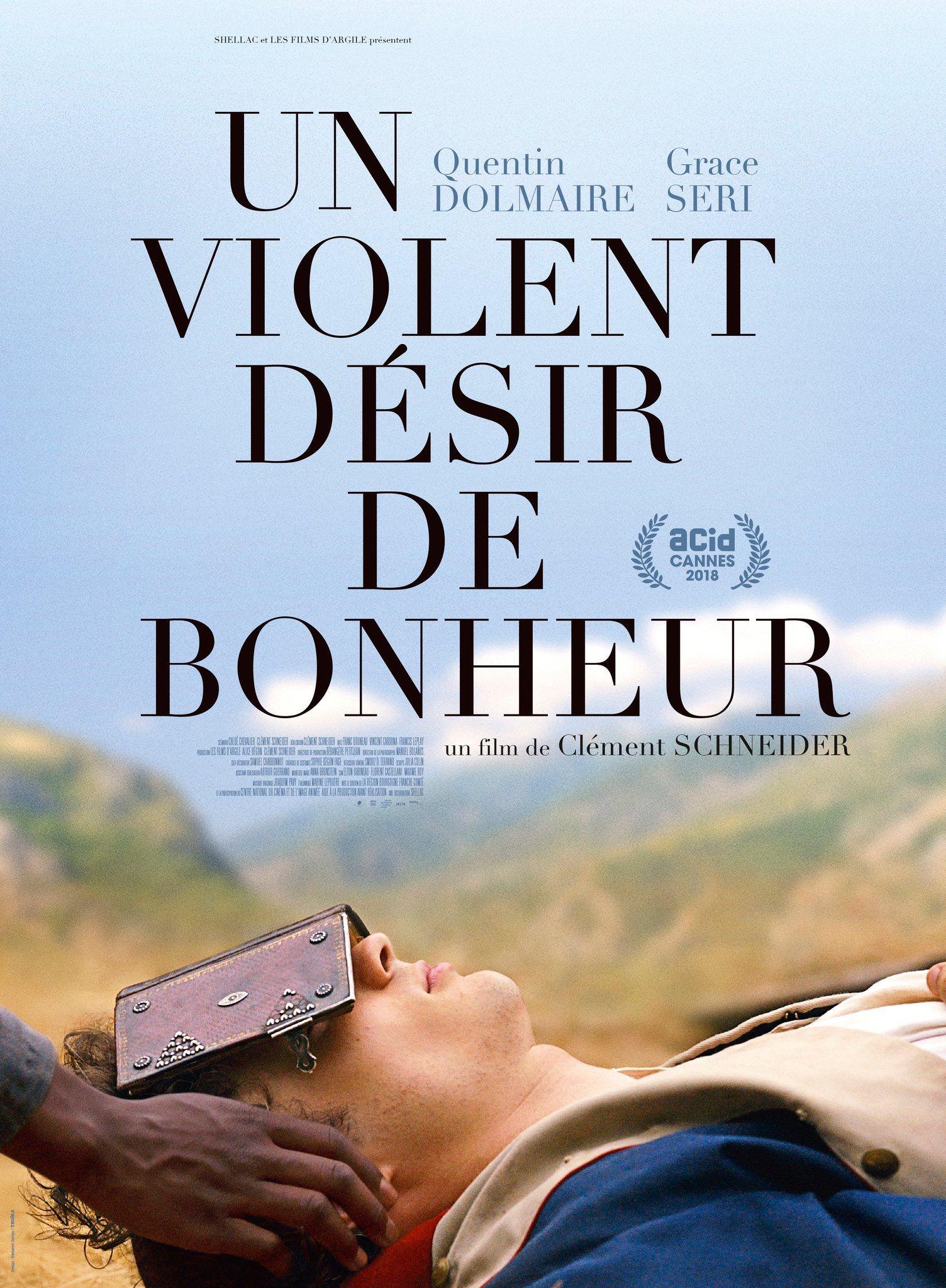 Un violent désir de bonheur - Film (2018)