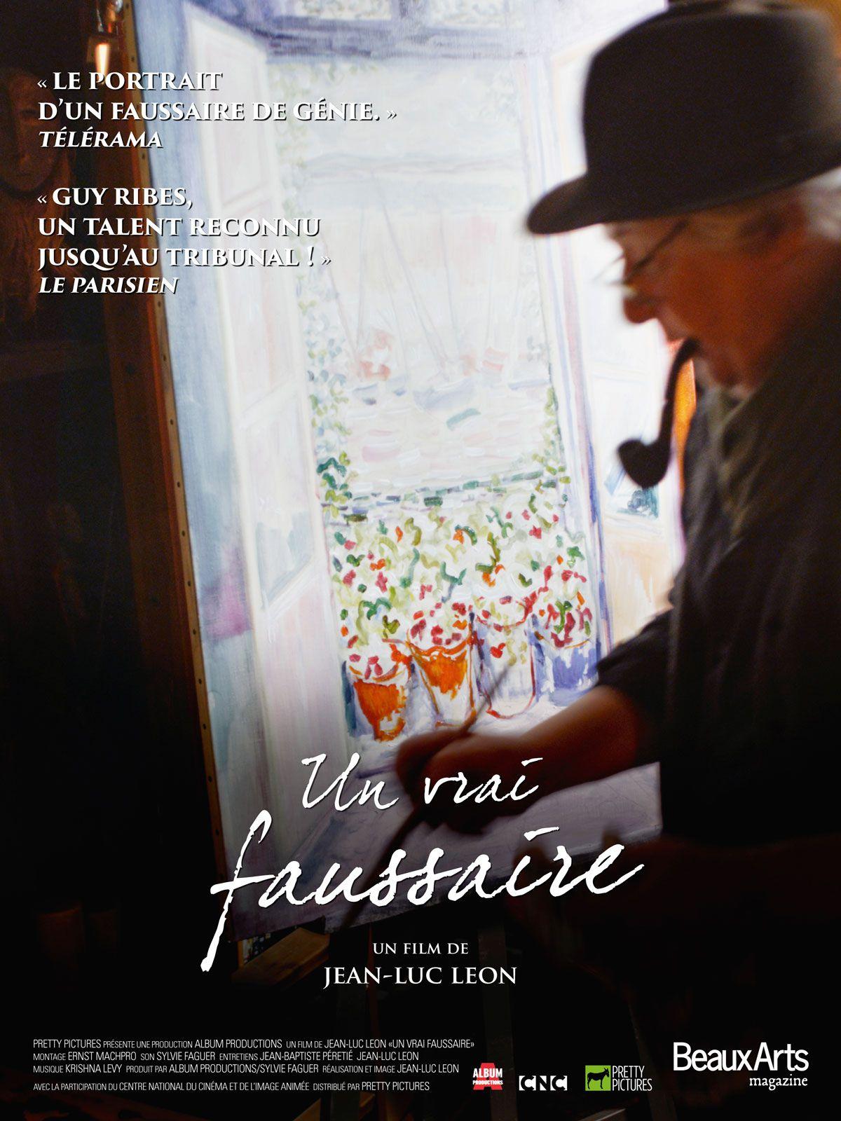 Un vrai faussaire - Documentaire (2016)