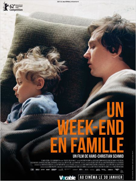 Un week-end en famille - Film (2013)
