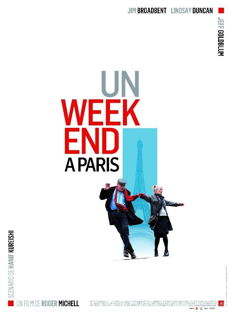 Un weekend à Paris - Film (2013)