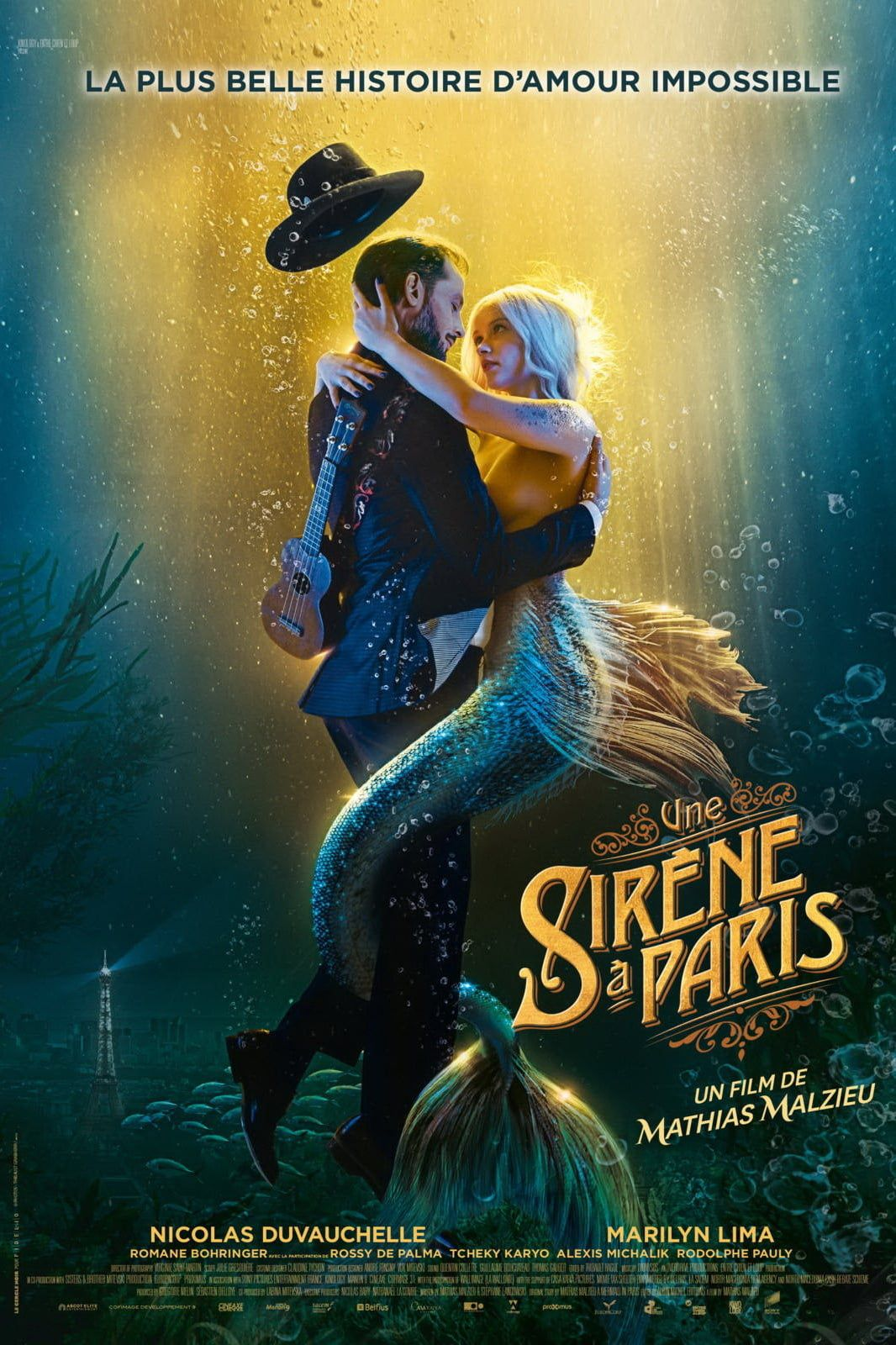 Une Sirène à Paris - Film (2020)