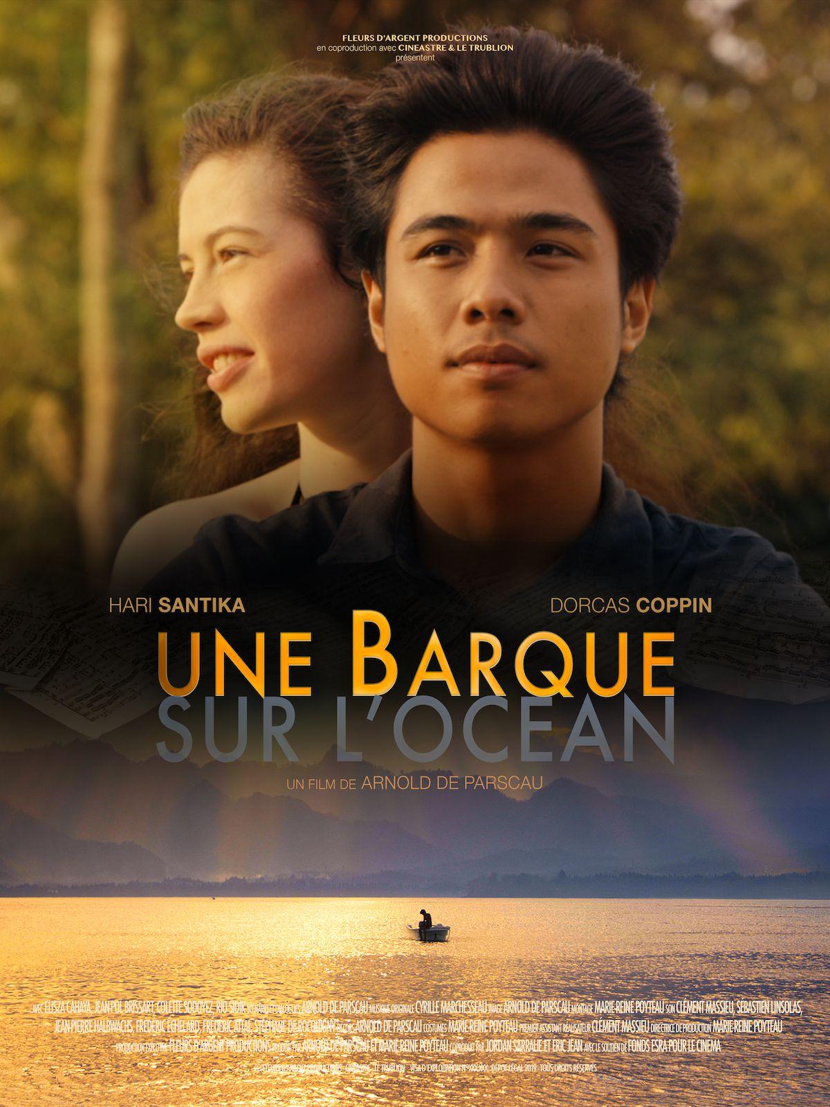 Une barque sur l'océan - Film (2020)
