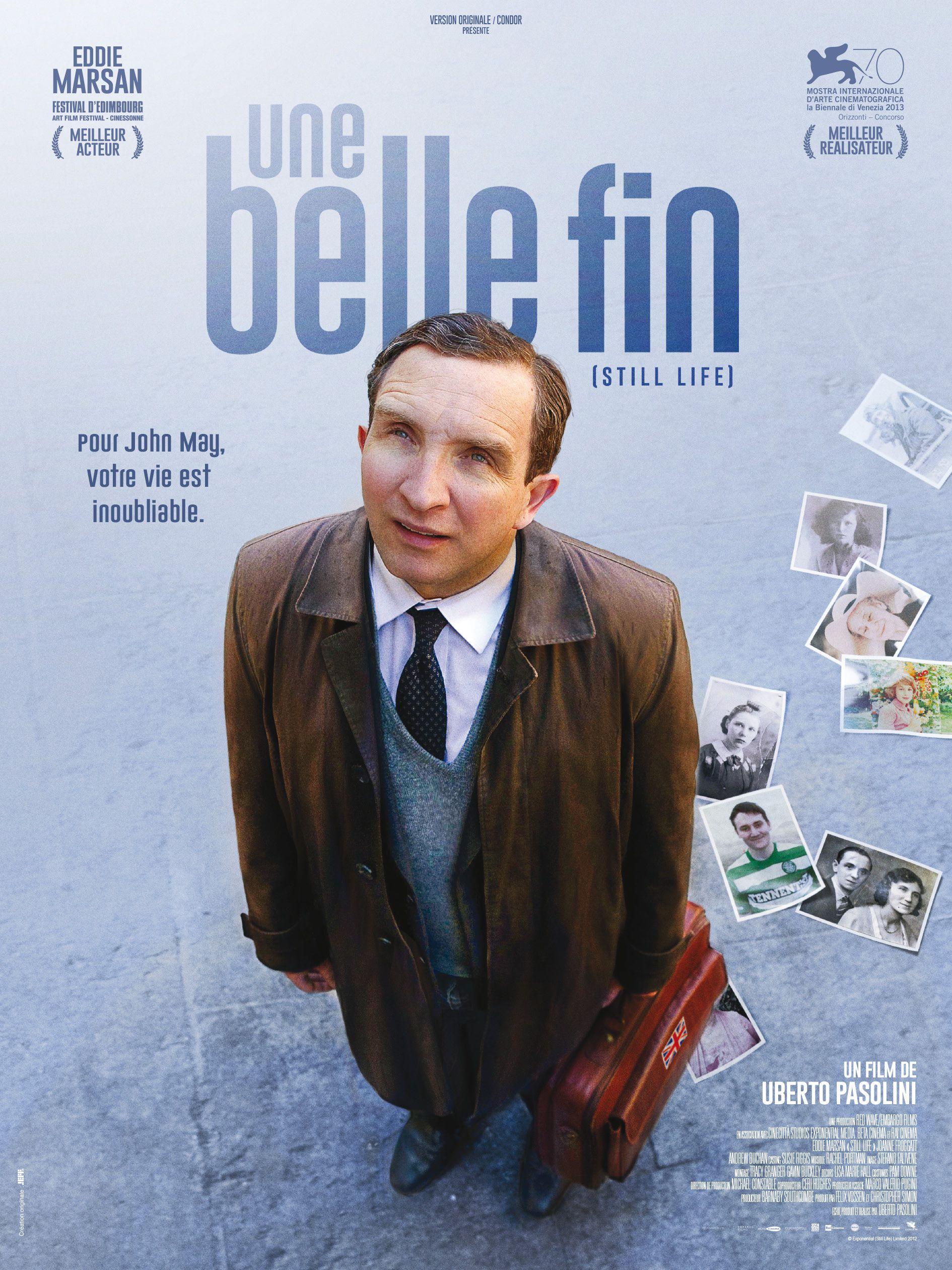 Une belle fin - Film (2013)