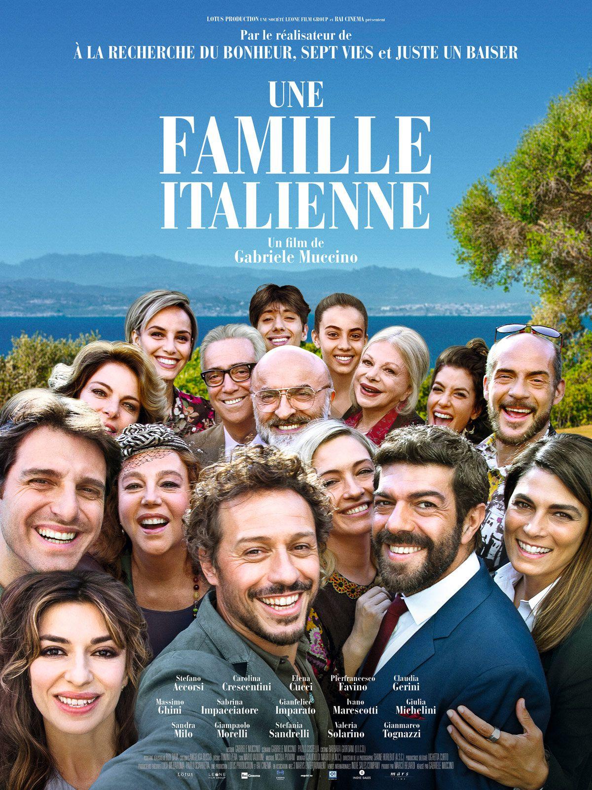 Une famille italienne - Film (2018)