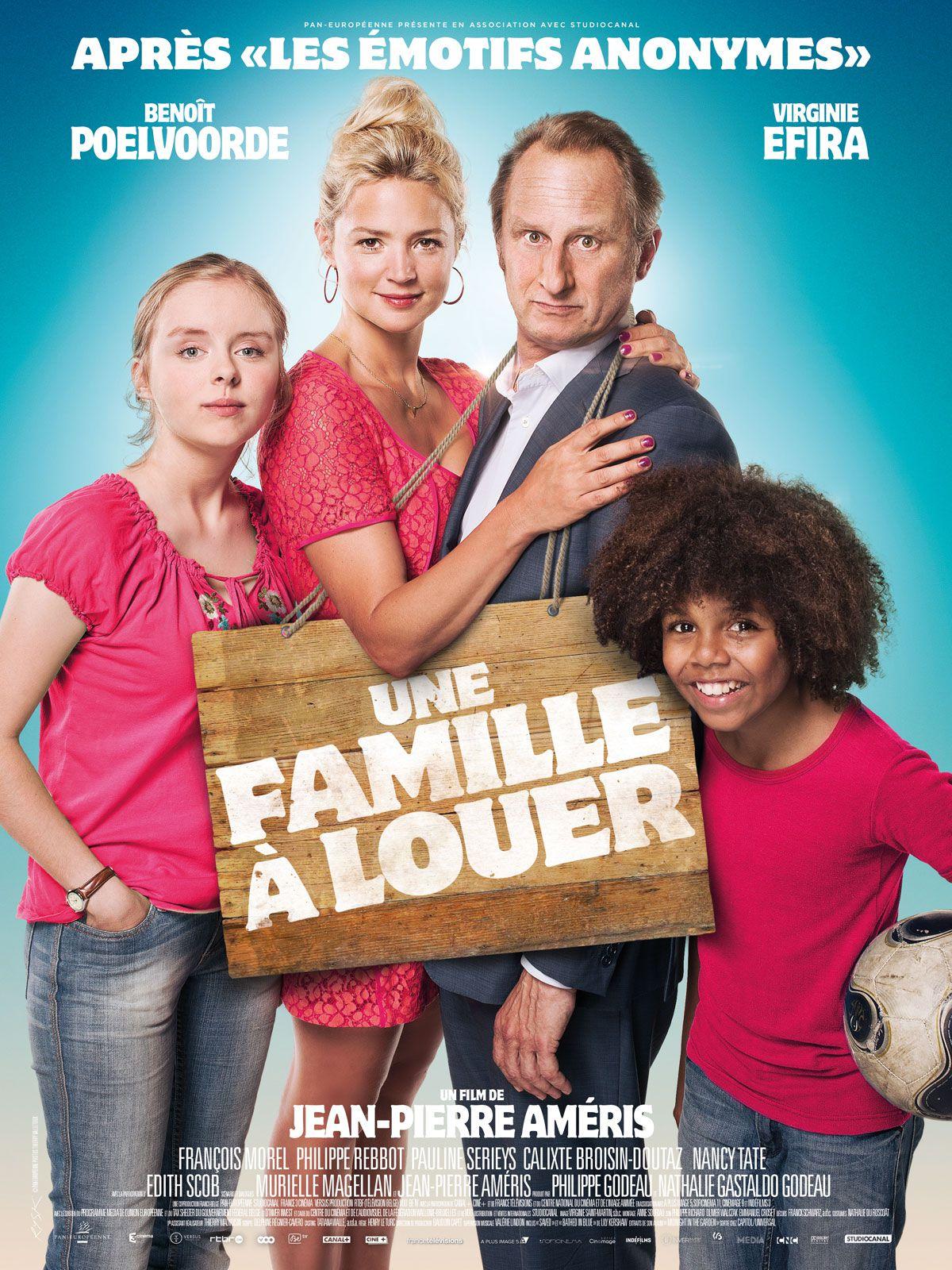 Une famille à louer - Film (2015)