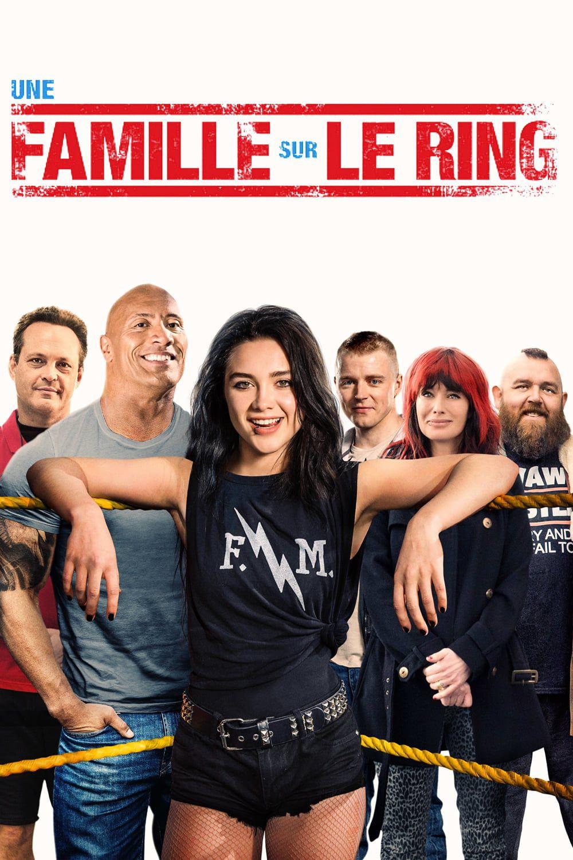 Une famille sur le ring - Film (2019)