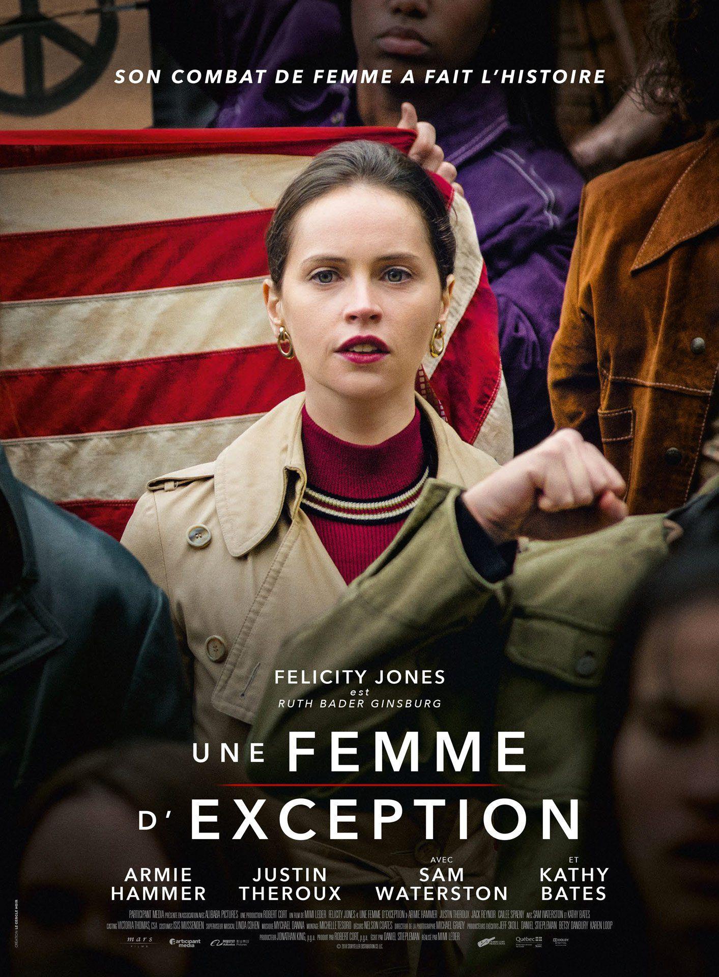 Une femme d'exception - Film (2019)
