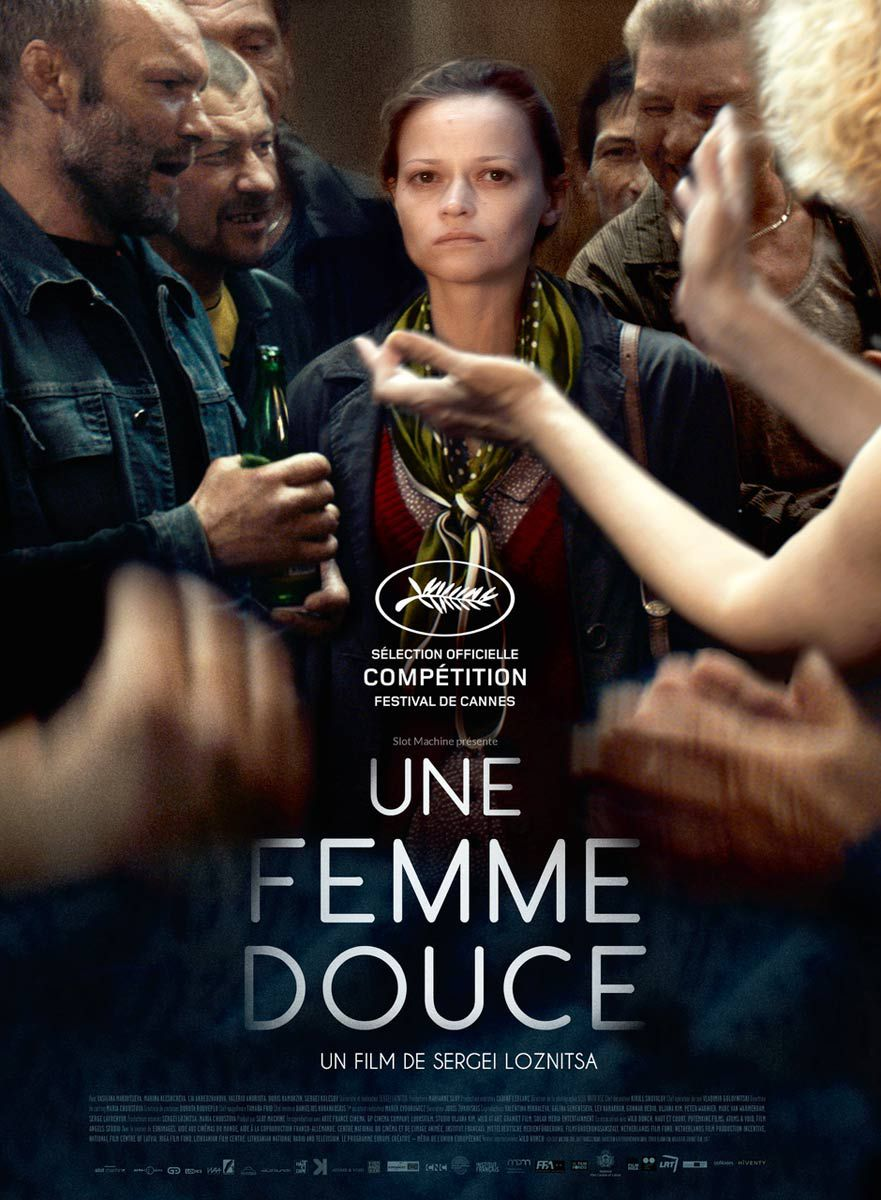 Une femme douce - Film (2017)