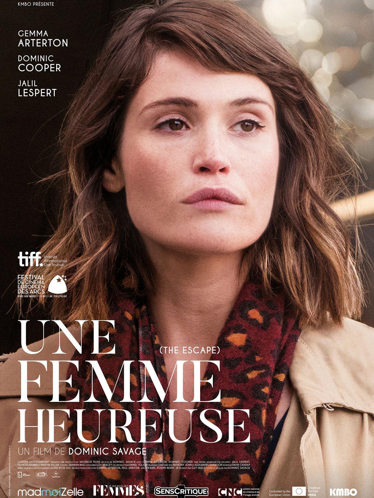 Une femme heureuse - Film (2018)