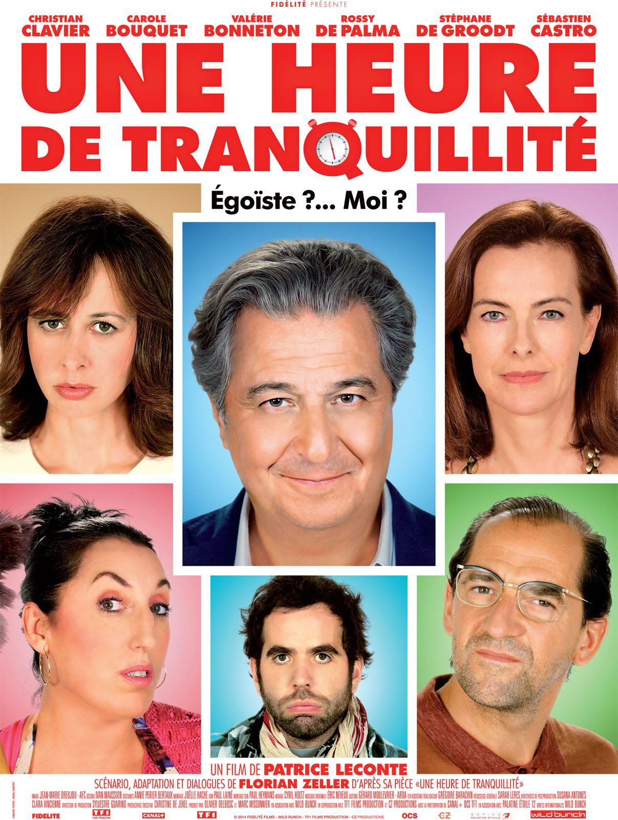 Une heure de tranquillité - Film (2014)