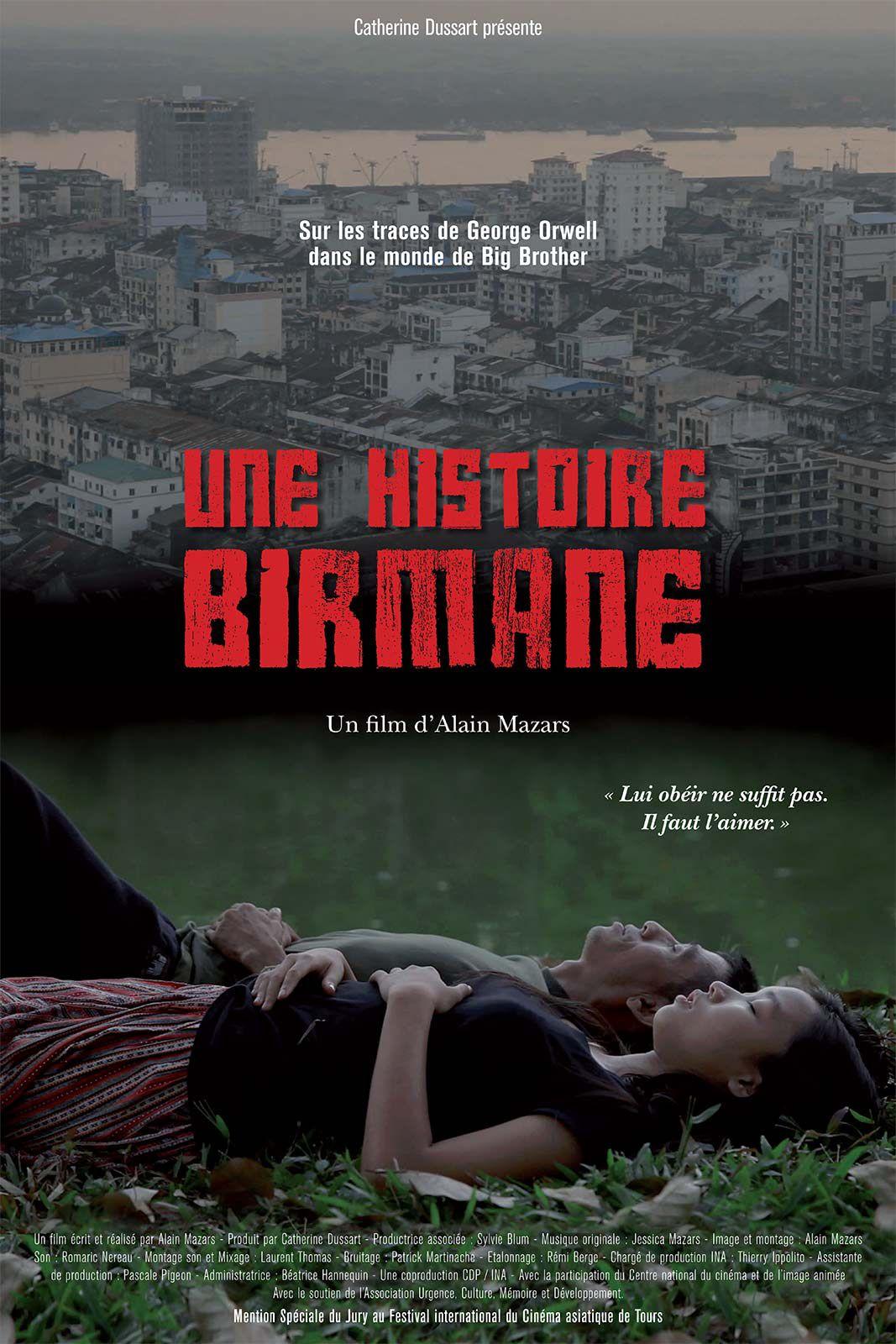 Une histoire Birmane - Documentaire (2015)
