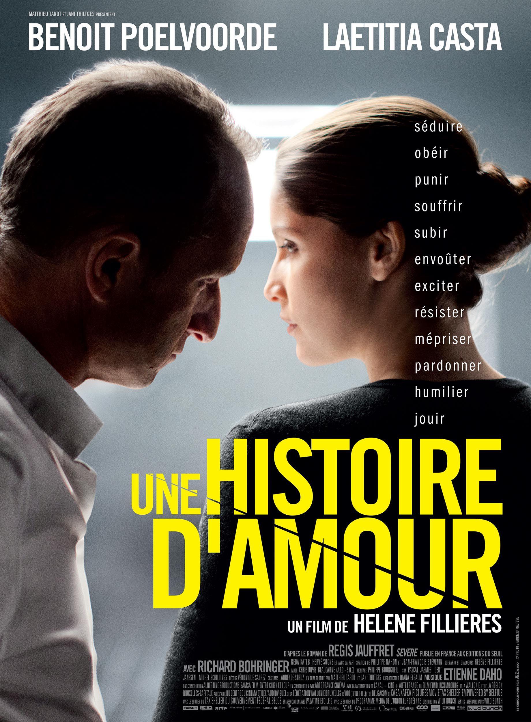Une histoire d'amour - Film (2013)