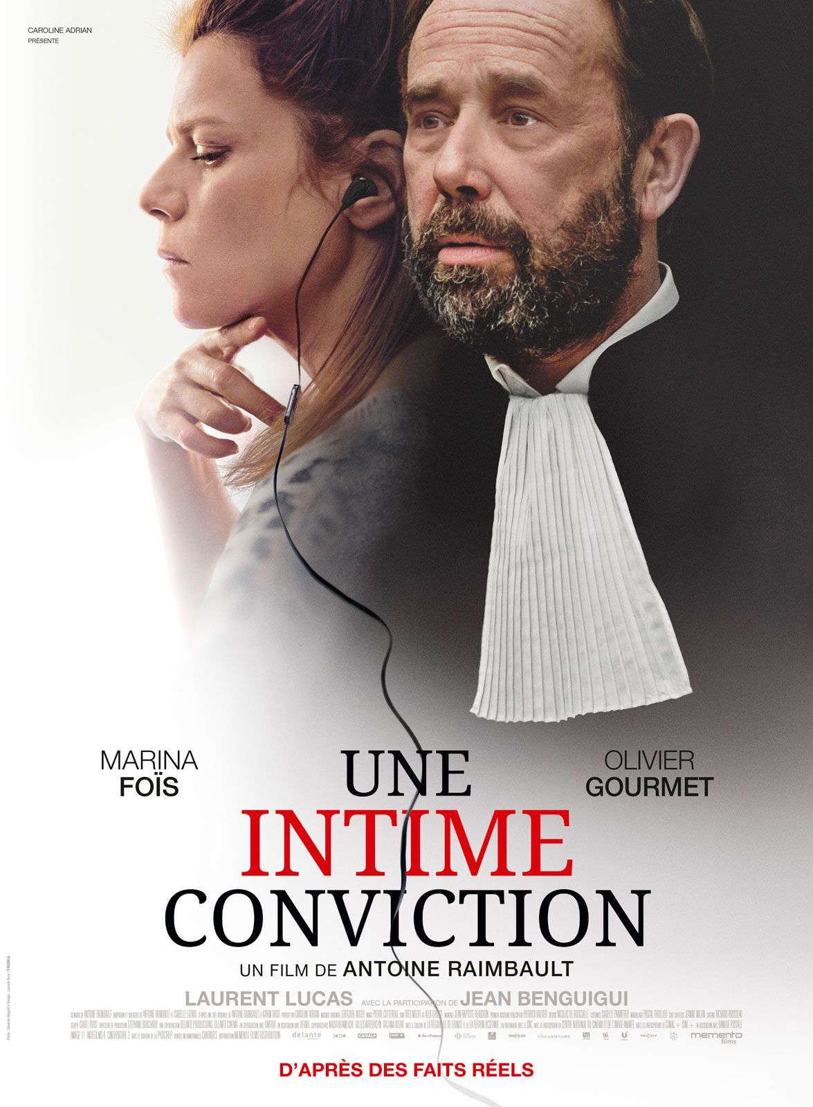Une intime conviction - Film (2019)