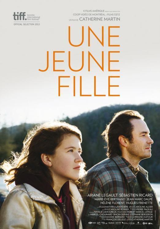 Une jeune fille - Film (2013)