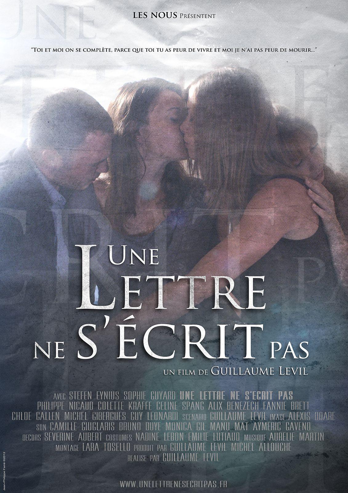 Une lettre ne s'écrit pas - Film (2014)