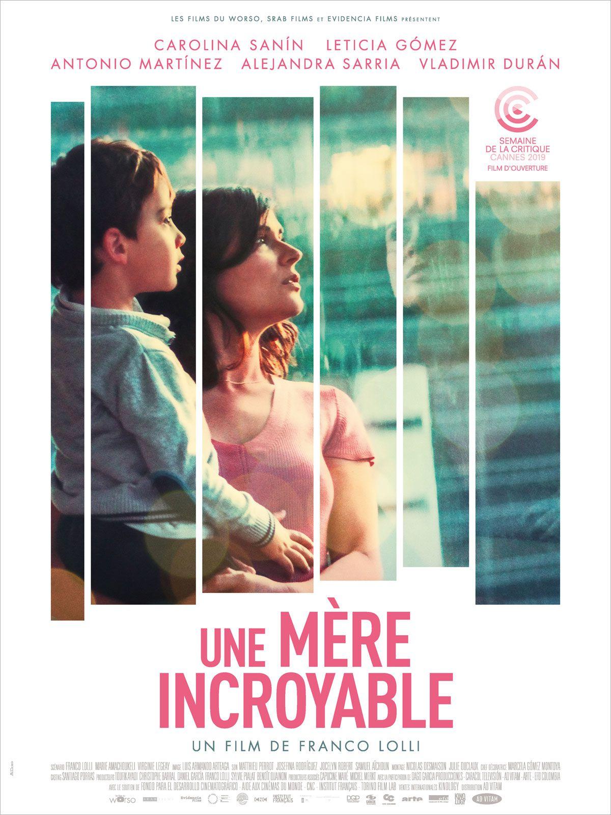 Une mère incroyable - Film (2020)