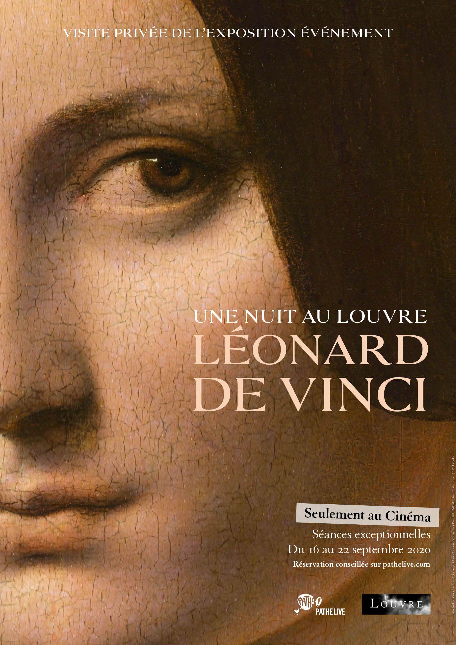 Une nuit au Louvre : Léonard de Vinci - Documentaire (2020)