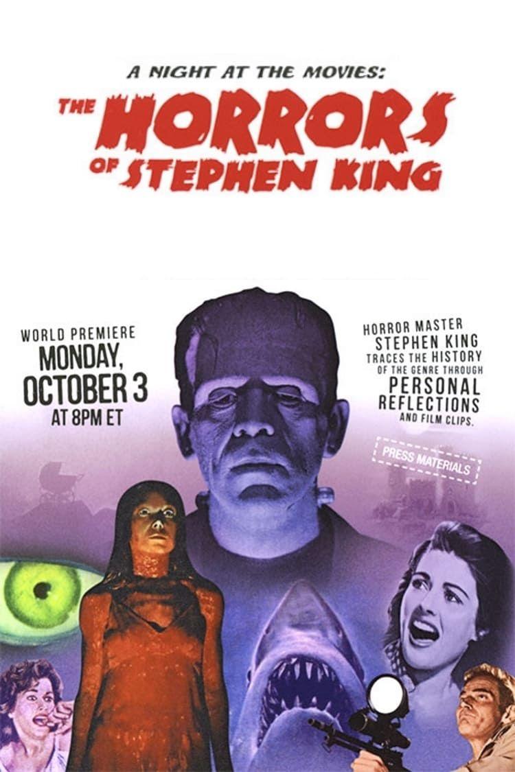 Une nuit au cinéma : Les Films d'horreur - Documentaire (2011)