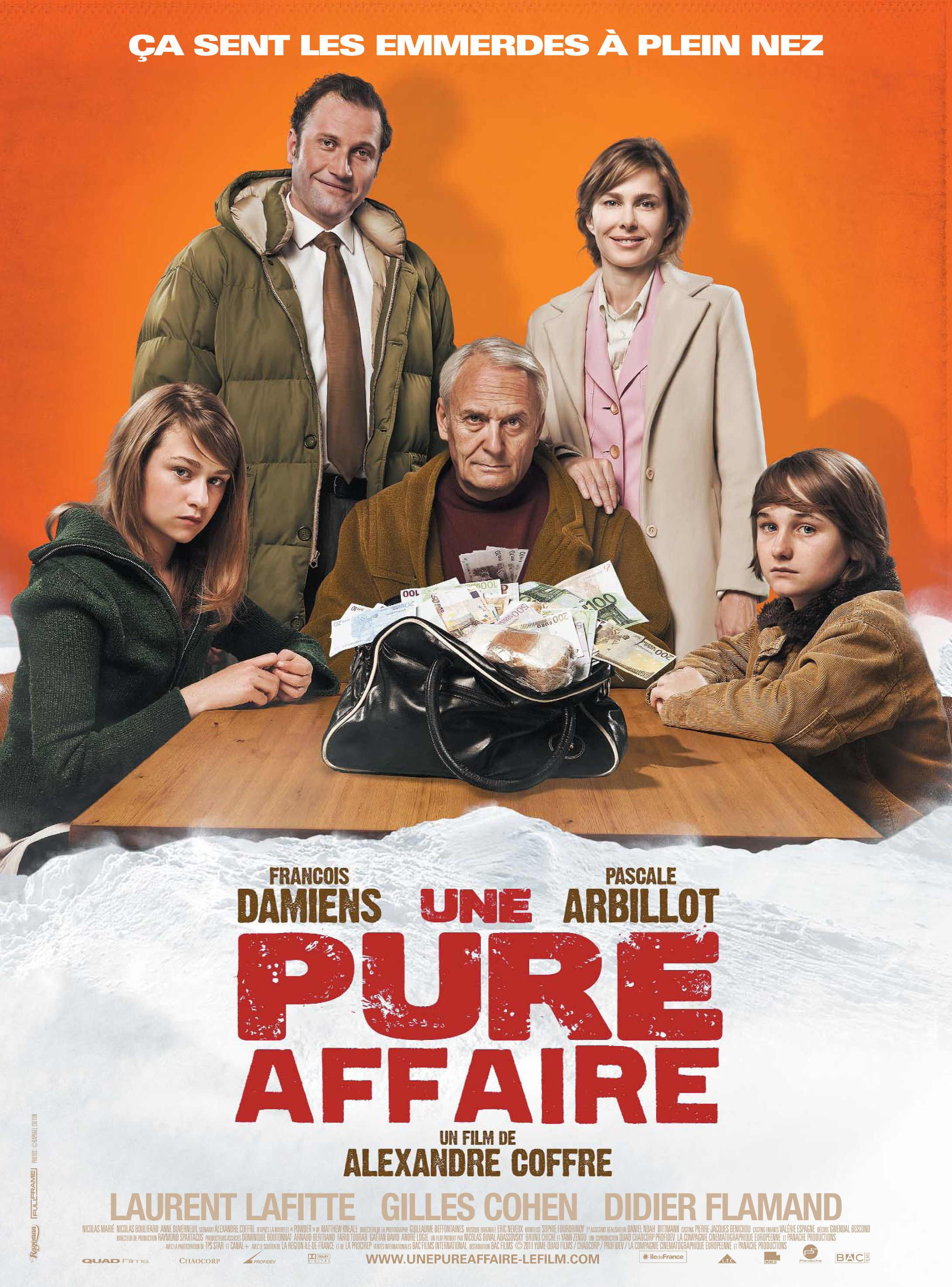 Une pure affaire - Film (2011)