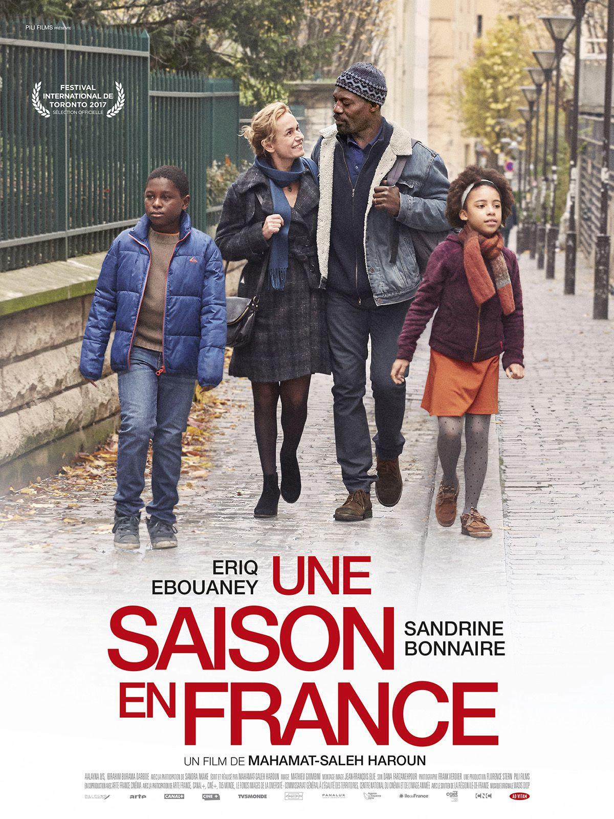 Une saison en France - Film (2018)