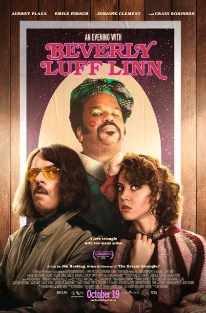 Une soirée avec Beverly Luff Linn - Film (2018)