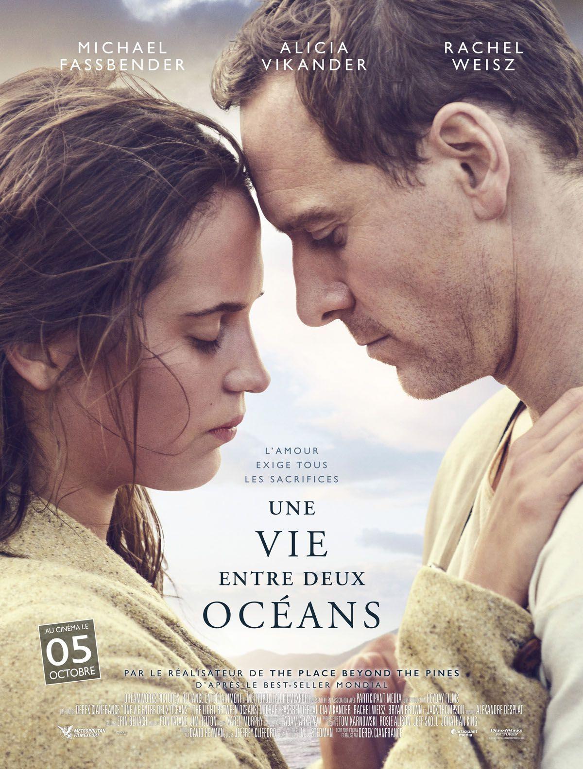 Une vie entre deux océans - Film (2016)