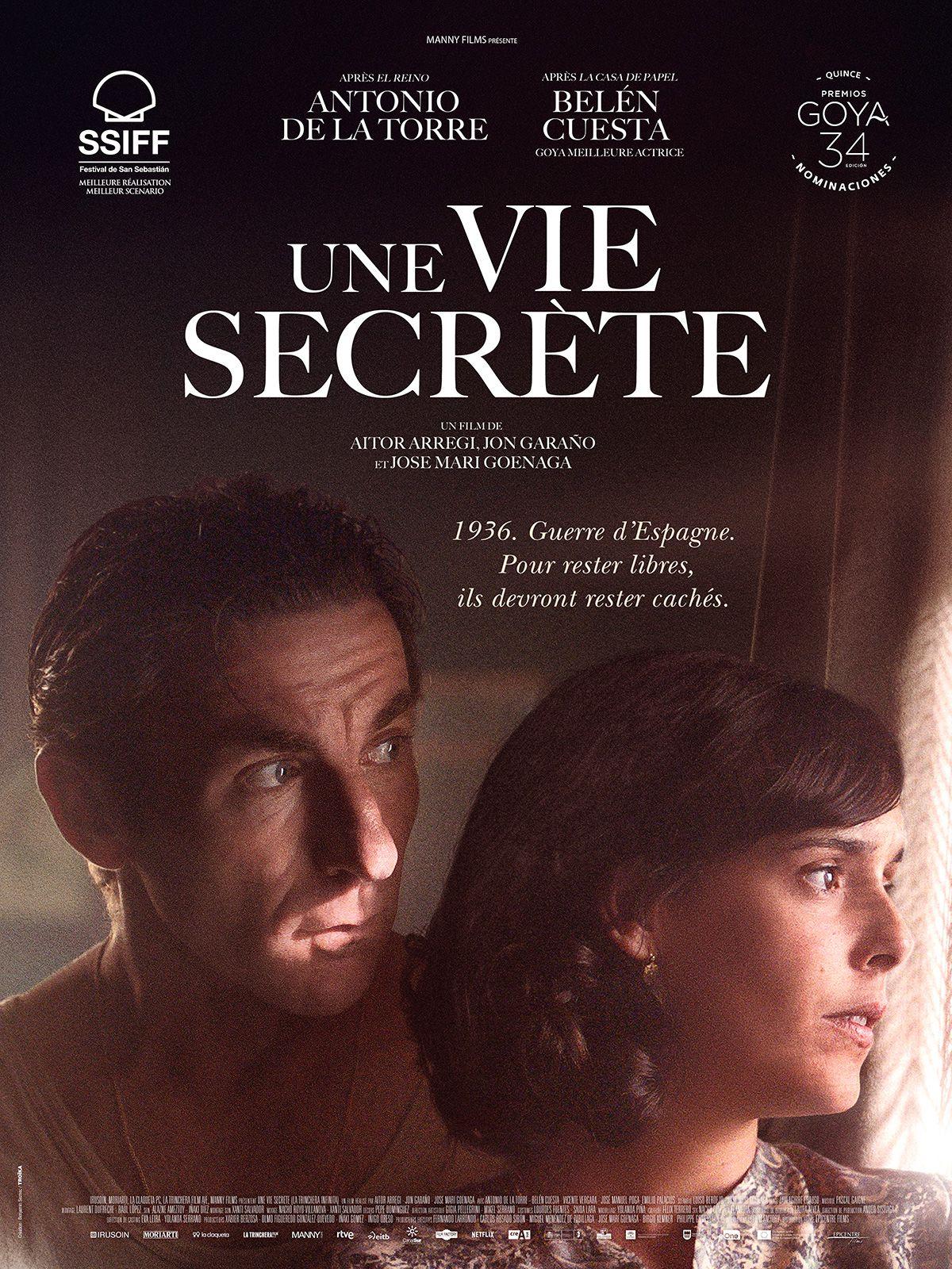 Une vie secrète - Film (2020)