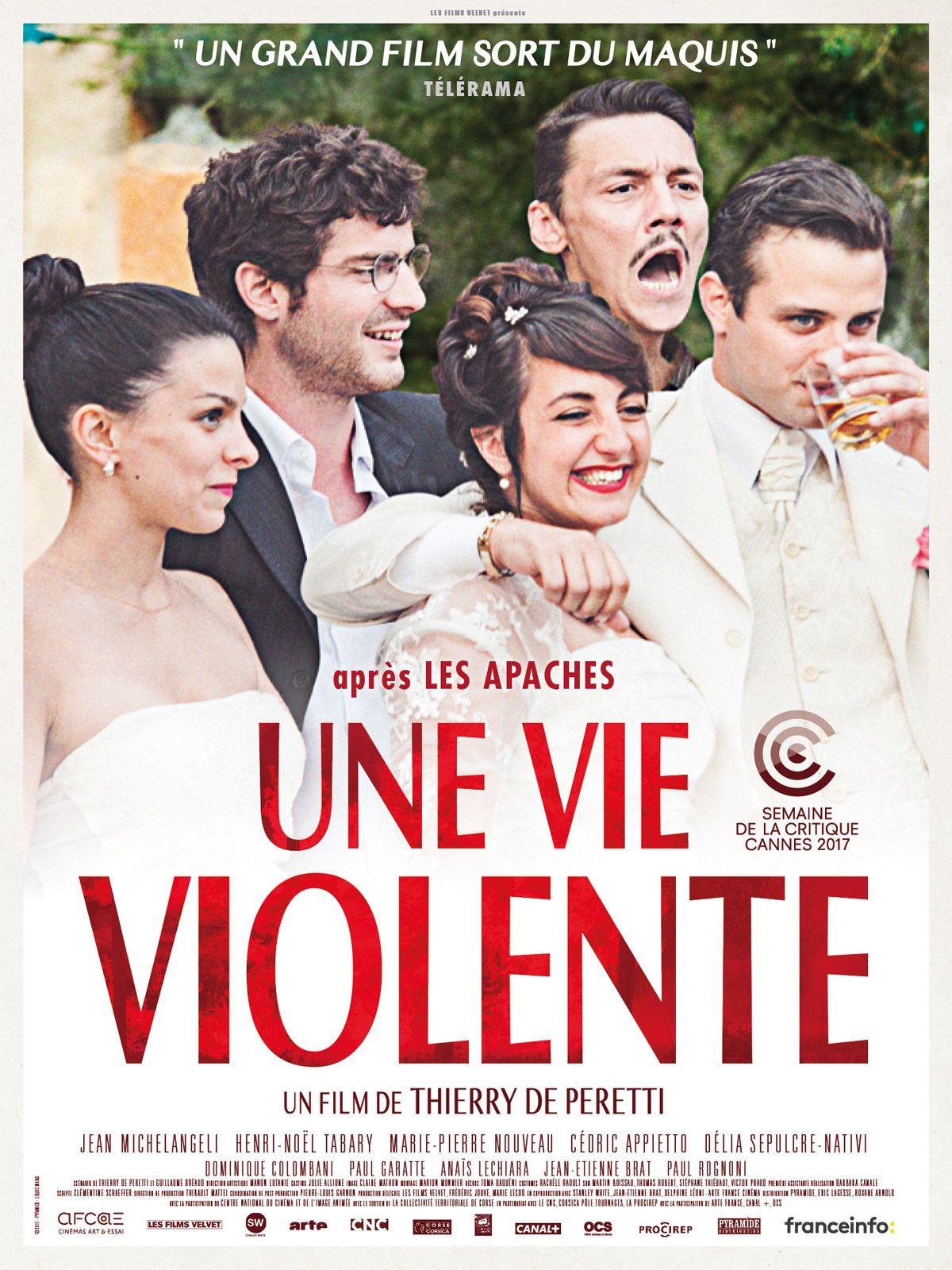 Une vie violente - Film (2017)