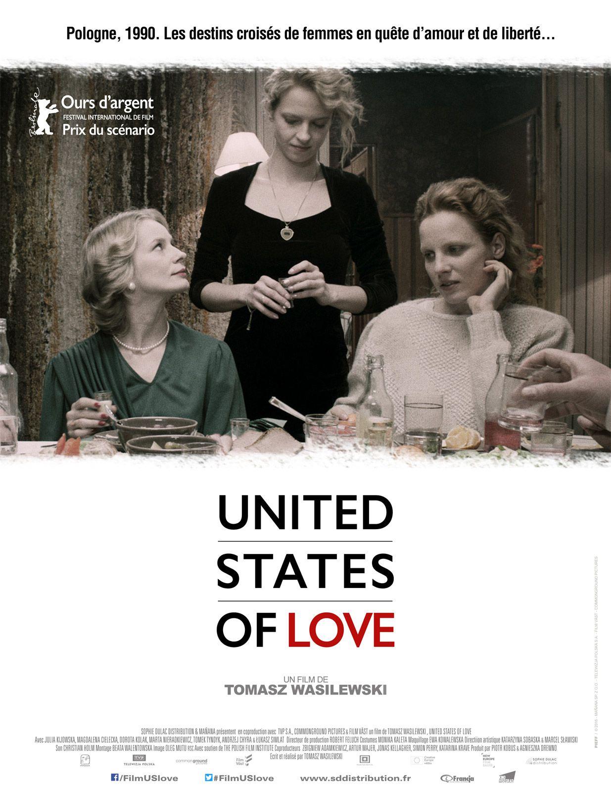 United States of Love - Film (2017)