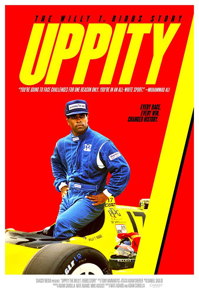 Uppity: The Willy T. Ribbs Story - Documentaire (2020)