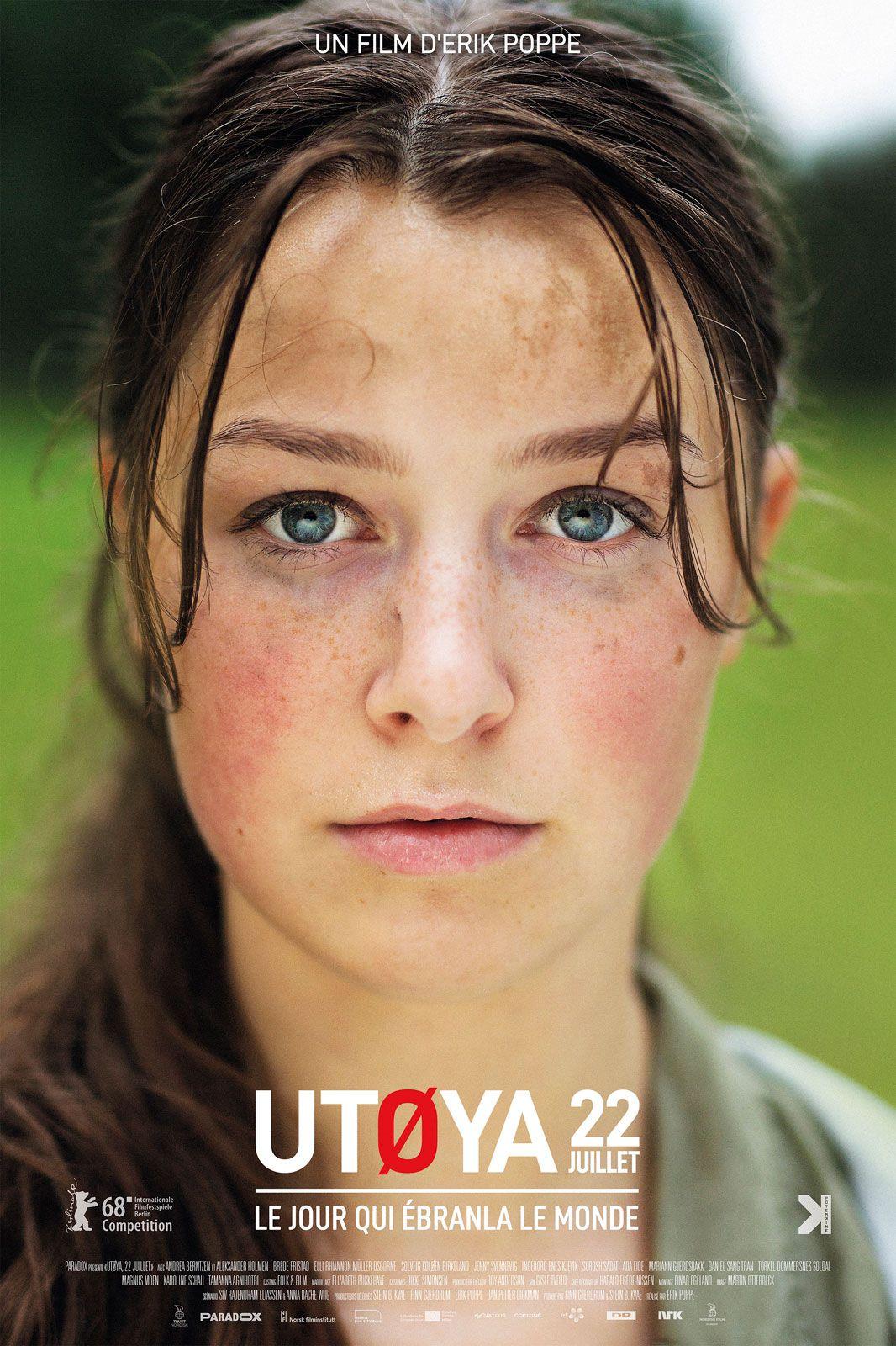 Utøya, 22 Juillet - Film (2018)