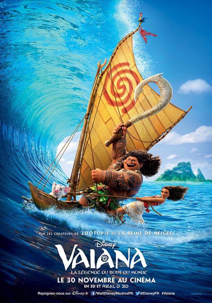 Vaiana, la légende du bout du monde - Long-métrage d'animation (2016)