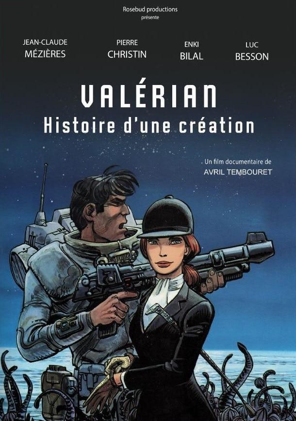 Valérian, histoire d'une création - Documentaire (2017)