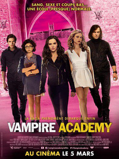 Vampire Academy - Film (2014)
