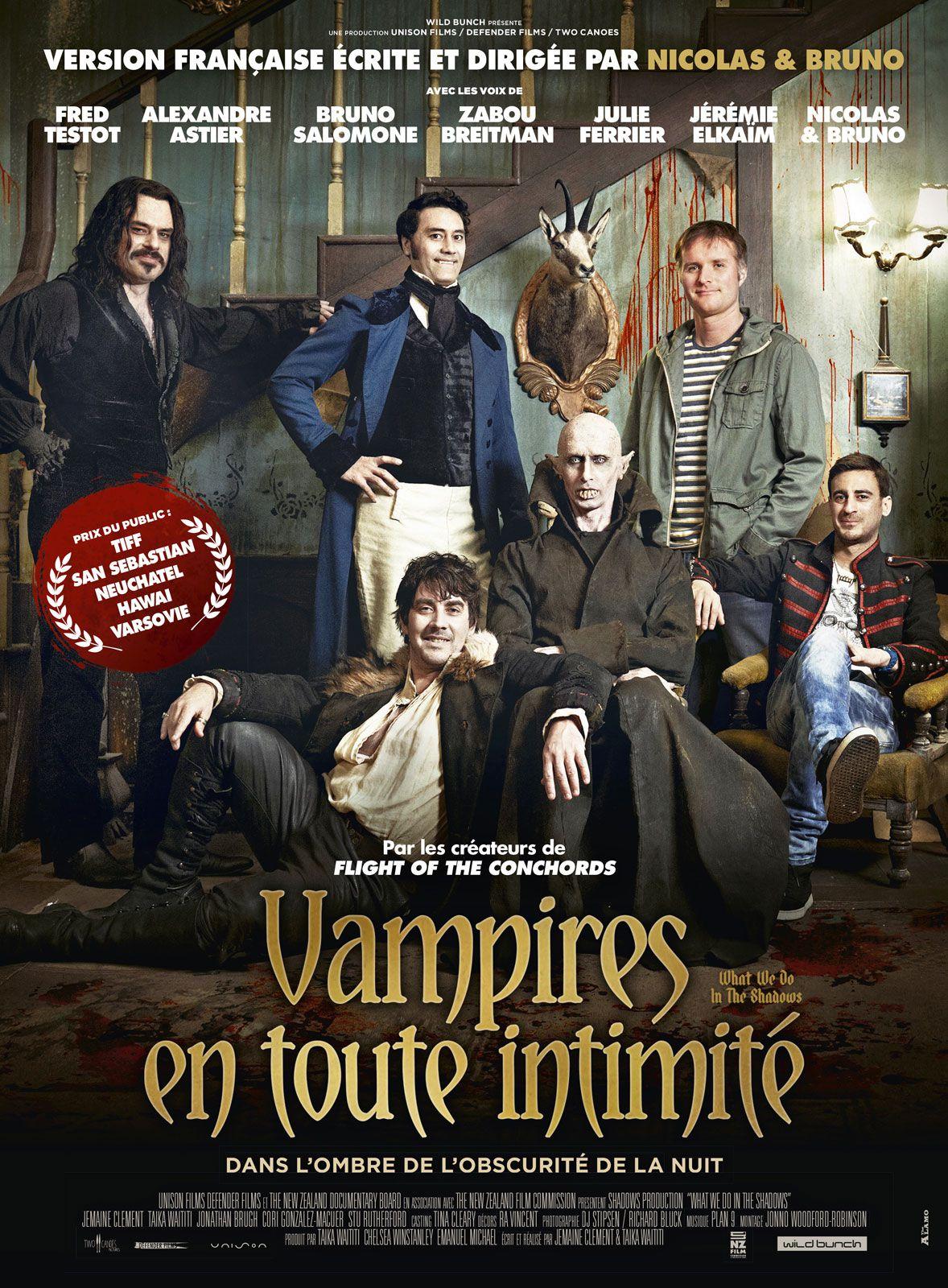 Vampires en toute intimité - Film (2014)